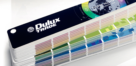 Can you paint uPVC windows in Dulux colours?
