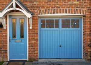 Paint for Garage doors