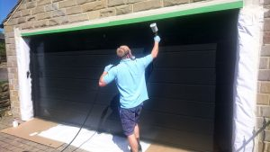 Paint Spray Garage For Sale Manchester